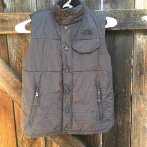 The North Face  boys NWOT vest